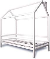 Фото Drevos Кроватка-домик на ножках Standart 80x150