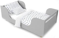 Фото IndigoWood Кровать подростковая Wave 80x160