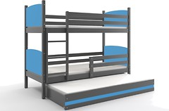 Фото BMS Group Двухъярусная Tami 80x160 с дополнительным спальным местом