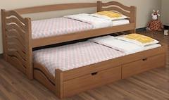 Фото Дримка Мальвина с выдвижным спальным местом 80x200