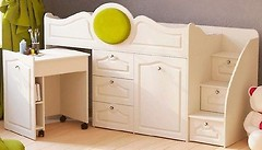 Фото Lion-мебель Престиж кровать-чердак