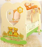 Фото Baby Expert Cuore di Mamma 65x125