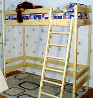 Фото Ирель Ирель двухъярусная-чердак (высота 187 см)