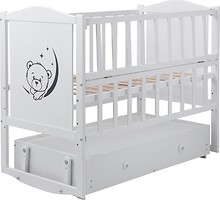 Фото Baby Room Тедди T-03 (маятник, ящик)