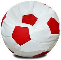 Фото Bel.i.v Кресло-мяч White-Red