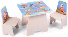 Фото Вальтер-мебель 3 Игры+2 стульчика