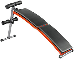 Фото LiveUp Fitness Sit-Up Bench (LS1209)