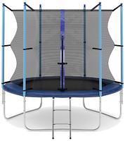 Фото Hop-Sport 305 см с внутренней защитной сеткой
