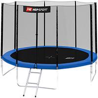 Фото Hop-Sport 305 см с защитной сеткой