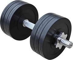 Фото RN Sport Гантель наборная обрезиненная 16 кг (RN_OD16)