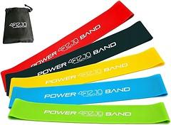 Фото 4FIZJO Mini Power Band набор 5 шт. (4FJ1110)
