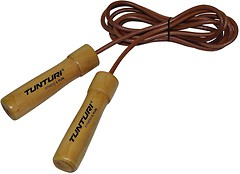 Фото Tunturi Leather Skipping Rope Pro (14TUSFU166)