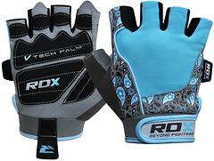 Фото RDX Blue Gloves (20107)