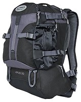 Terra Incognita Apus 20 black/grey