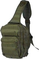 Фото Mil-tec One Strap Assault Pack SM olive (14059101)