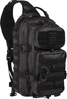 Фото Mil-tec One Strap Assault Pack LG tactical black (14059288)