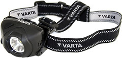 Фото Varta Power Line Indestructible LED x5 Head Light 3AAA