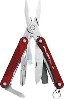 Фото Leatherman Squirt PS4 Red (831227)