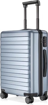 "Фото Xiaomi RunMi 90 Points Suitcase Business Travel 20"" Lake Light Blue"