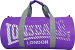 Фото Lonsdale Barrel Bag Purple/Grey (70501391-NP)