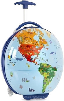 Фото Heys Journey World Map (13114-3010-00)