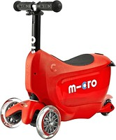 Фото Micro Mini 2Go Deluxe Red (MMD018)