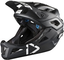 Фото Leatt Helmet DBX 3.0 Enduro Black/White