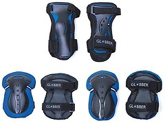 Фото Globber Junior Set 3 Protections XXS (540-100)