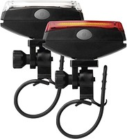 Фото Emos Bicycle Lamp Front + Rear Set (P3922)