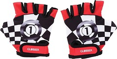 Фото Globber Toddler Printed Gloves Red Racing
