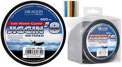 Фото Dragon Salt Water Game Jiggin8 (0.35mm 600m 31.78kg) 40-20-970