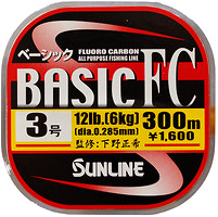 Фото Sunline Basic FC (0.26mm 300m 5kg) 16580097