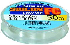 Фото Sunline Siglon FC (SIG-FC) (0.66mm 50m 24.5kg) 16580151