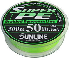 Фото Sunline Super PE green (0.28mm 150m 13.6kg) 16580183