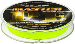 Фото Select Master PE Light Green (0.12mm 1000m 15kg)