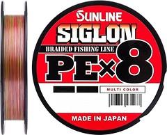 Фото Sunline Siglon PE x8 Multicolor (0.108mm 150m 2.9kg)
