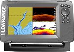 Фото Lowrance Hook2-7 Split Shot