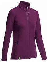 Фото Icebreaker Cascade Long Sleeve Zip Women 200 кофта