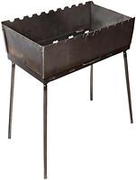 Master Tool Мангал-чемодан на 6 шампуров (92-0002)