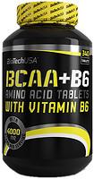 Фото BioTechUSA BCAA + B6 340 таблеток