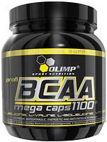 Фото Olimp BCAA Mega Caps 1100 300 капсул