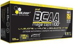 Фото Olimp BCAA Mega Caps 1100 120 капсул