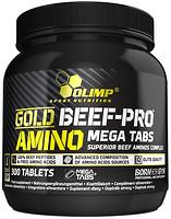 Фото Olimp Gold Beef-Pro Amino 300 таблеток