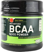 Фото Optimum Nutrition BCAA 5000 380 г