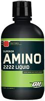 Фото Optimum Nutrition Superior Amino 2222 Liquid 948 мл