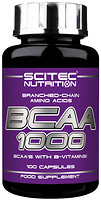Фото Scitec Nutrition BCAA 1000 100 капсул