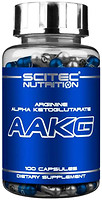 Фото Scitec Nutrition AAKG 100 капсул