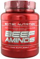 Фото Scitec Nutrition Beef Aminos 500 таблеток