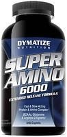 Фото Dymatize Super Amino 6000 345 таблеток