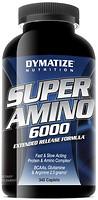 Фото Dymatize Super Amino 6000 500 таблеток